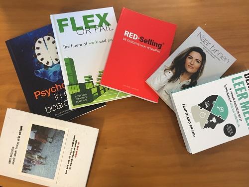 Diverse softcover boeken