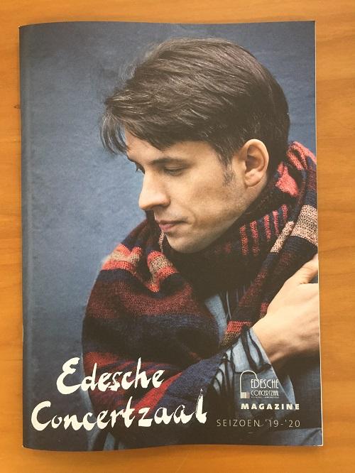 Seizoensmagazine Edesche Concertzaal 2019