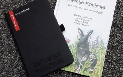 Kleintje Konijntje + Notitieboek Zuidema