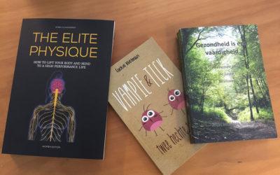 Verschillende softcover boeken