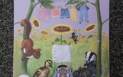Kalender voor baby's 1ste jaar