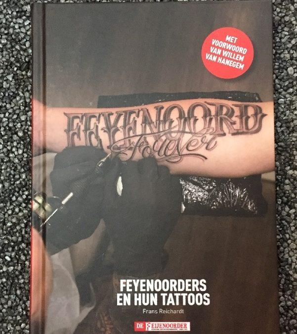 Tattoo boek Feyenoord