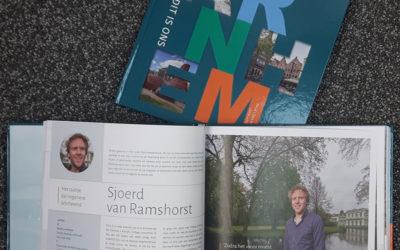 Elf Arnhemmers in boek 'Dit is ons Arnhem'